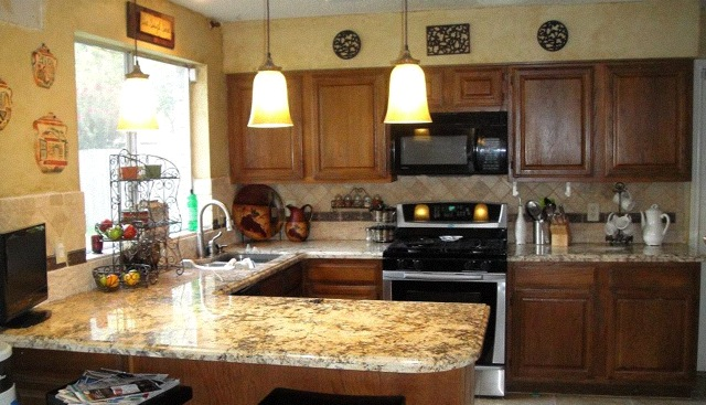 Superieur Solauris Granite Kitchen Countertops